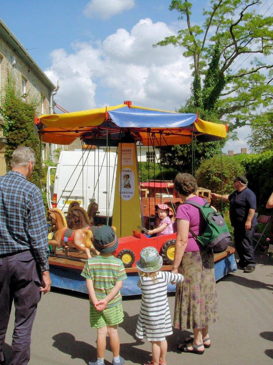Wedmore Street Fair